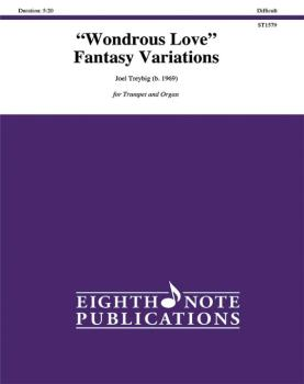"""Wondrous Love"" Fantasy Variations (AL-81-ST1579)"