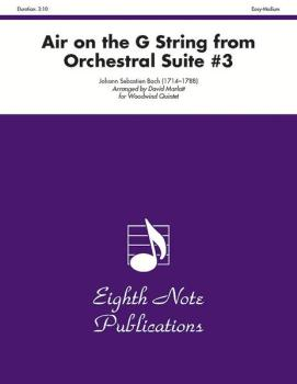 Air on the G String (from <i>Orchestral Suite #3</i>) (AL-81-WWQ2528)
