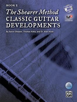 The Shearer Method, Book 2: Classic Guitar Developments (AL-98-42565)