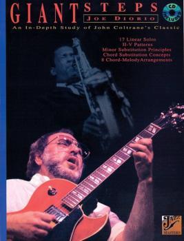 Joe Diorio: Giant Steps: An In-Depth Study of John Coltrane's Classic (AL-00-GF9520)