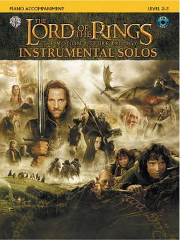 <I>The Lord of the Rings</I> Instrumental Solos (AL-00-IFM0411CD)