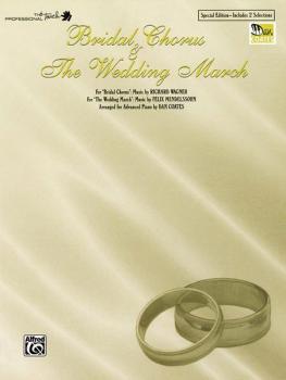Bridal Chorus & The Wedding March (AL-00-APM03001)