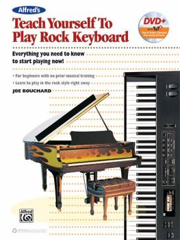 Alfred's Teach Yourself to Play Rock Keyboard: Everything You Need to  (AL-00-42710)