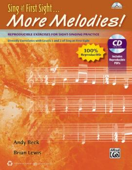 Sing at First Sight . . . More Melodies!: Reproducible Exercises for S (AL-00-42793)