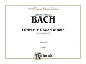 Complete Organ Works, Volume IV (AL-00-K03073)