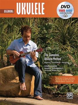 The Complete Ukulele Method: Beginning Ukulele (AL-00-44672)
