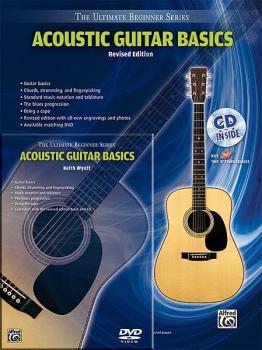 Ultimate Beginner Series Mega Pak: Acoustic Guitar Basics (AL-00-DVD1002R)