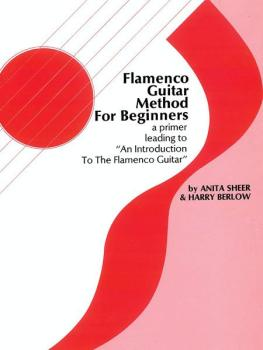 Flamenco Guitar Method for Beginners (AL-00-EL02337)