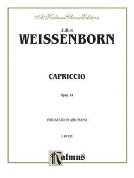 Capriccio, Opus 14 (AL-00-K04138)