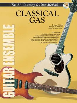 Belwin's 21st Century Guitar Ensemble Series: Classical Gas (AL-00-ELM02017)