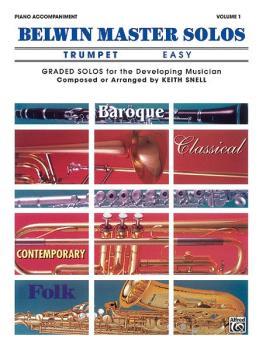 Belwin Master Solos, Volume 1 (Trumpet) (AL-00-EL03388)
