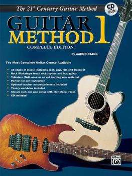 Belwin's 21st Century Guitar Method 1 Complete Edition: The Most Compl (AL-00-EL03842COM)
