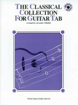The Classical Collection for Guitar TAB (AL-00-F3296GTX)
