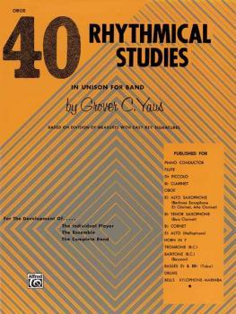 40 Rhythmical Studies (AL-00-EL01312)