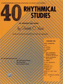 40 Rhythmical Studies (AL-00-EL01313)