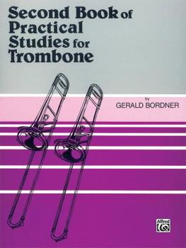Practical Studies for Trombone, Book II (AL-00-EL02165)