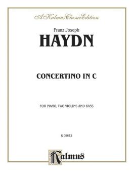 Concertino in C Major (AL-00-K09643)