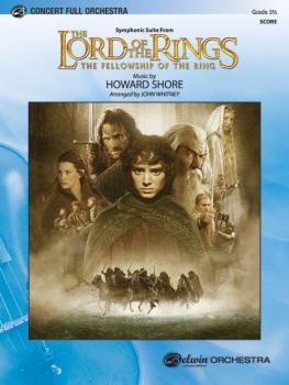 <I>The Lord of the Rings: The Fellowship of the Ring,</I> Symphonic Su (AL-00-FOM02003C)