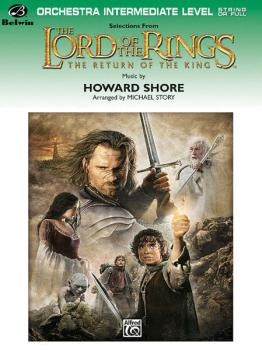 <I>The Lord of the Rings: The Return of the King</I>, Selections from  (AL-00-FOM04005)