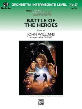 Battle of the Heroes (from <I>Star Wars®:</I> Episode III <I>Revenge o (AL-00-FOM05008C)