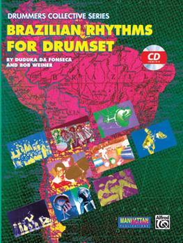Brazilian Rhythms for Drumset (AL-00-MMBK0009CD)