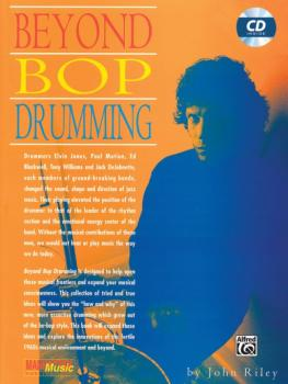 Beyond Bop Drumming (AL-00-MMBK0070CD)