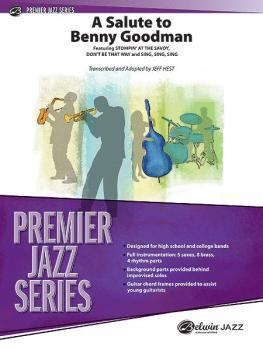A Salute to Benny Goodman (AL-00-JE9735)