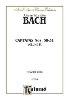 Cantatas No. 30-31, Volume IX (AL-00-K00813)
