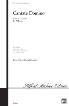 Cantate Domino (AL-00-7701)