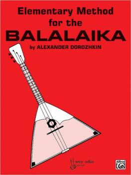 Elementary Method for the Balalaika (AL-00-HAB00062)