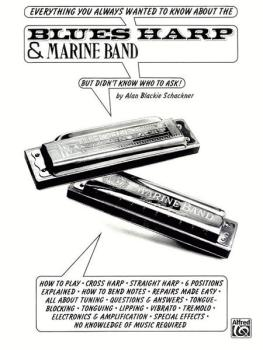 Blues Harp and Marine Band (AL-00-HF0013)