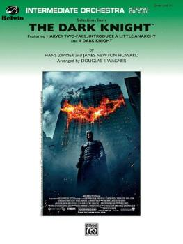 <i>The Dark Knight,</i> Selections from (Featuring: Harvey Two-Face /  (AL-00-31548)