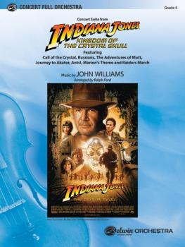 <i>Indiana Jones and the Kingdom of the Crystal Skull,</i> Concert Sui (AL-00-31563)