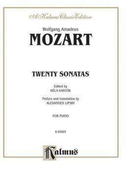 Twenty Sonatas (AL-00-K03693)