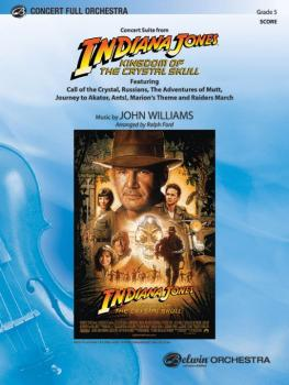 <i>Indiana Jones and the Kingdom of the Crystal Skull,</i> Concert Sui (AL-00-31563S)