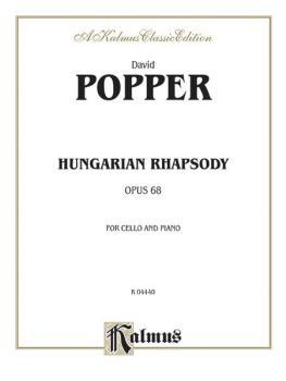 Hungarian Rhapsody, Opus 66 (AL-00-K04440)