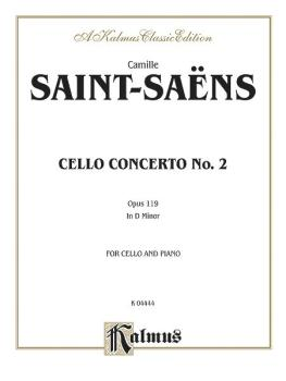 Cello Concerto No. 2, Opus 119 (AL-00-K04444)