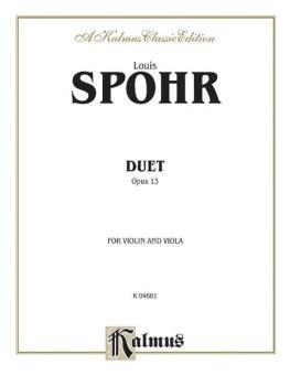 Duet, Opus 13 (AL-00-K04661)