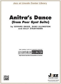 Anitra's Dance (from <I>Peer Gynt Suite</I>) (AL-00-JLC2004)