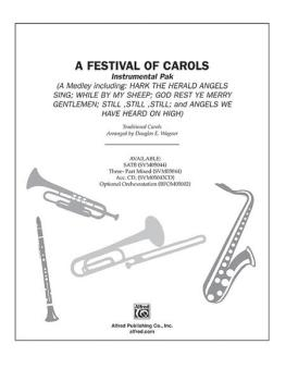 A Festival of Carols (A Medley) (Featuring: Hark! The Herald Angels Si (AL-00-SVM05043IN)