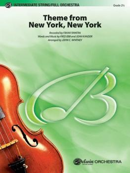 <I>New York, New York,</I> Theme from (AL-00-T0450TB7)