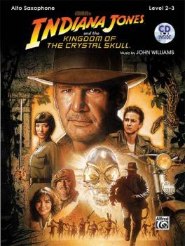 <I>Indiana Jones and the Kingdom of the Crystal Skull</I> Instrumental (AL-00-31764)