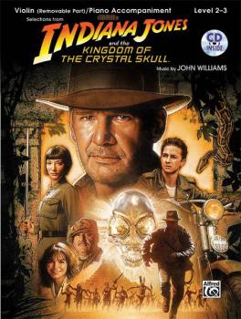 <I>Indiana Jones and the Kingdom of the Crystal Skull</I> Instrumental (AL-00-31782)