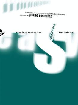 Easy Jazz Conception: Piano Comping (Transcribed Piano Comping, as Pla (AL-01-ADV14767)
