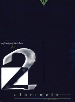 Eight Original Jazz Duos for 2 Clarinets (AL-01-ADV8301)