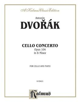 Cello Concerto, Opus 104 (AL-00-K03421)