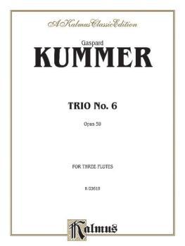 Trio No. 6, Opus 59 (AL-00-K03619)
