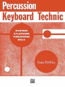 Percussion Keyboard Technic: Marimba, Xylophone, Vibraphone, Bells (AL-00-PROBK00678)