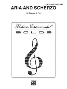 Aria and Scherzo (AL-00-PROWI00154)