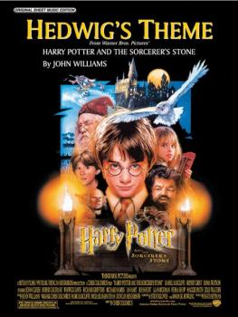 Hedwig's Theme (from <I>Harry Potter and the Sorcerer's Stone</I>) (AL-00-PVM01144)
